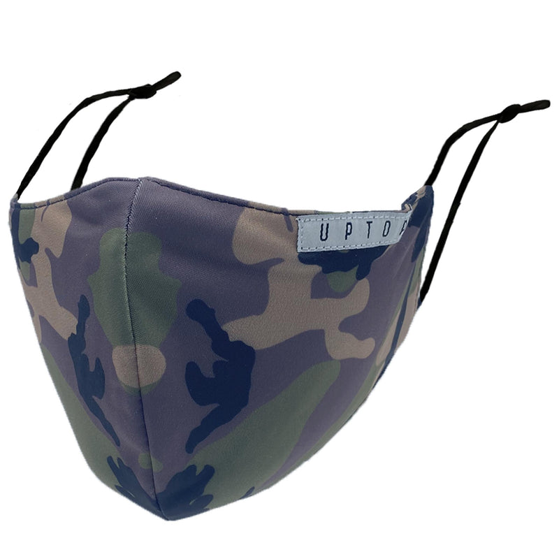 UPTOP CLASSIC FITTED FACE MASK