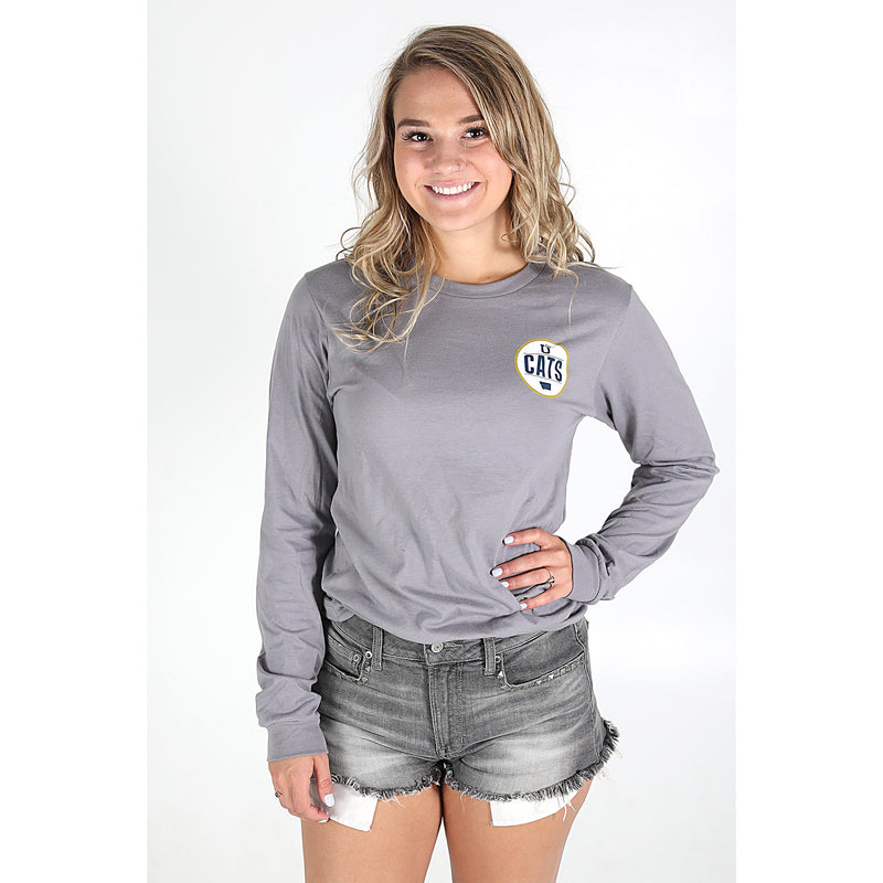UPTOP / MSU CAMPUS LONG SLEEVE TEE