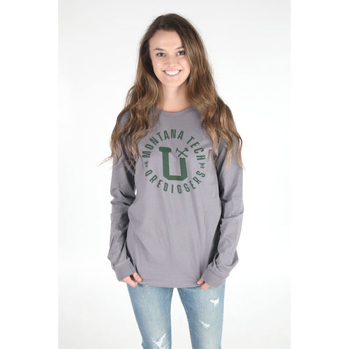 UPTOP / MONTANA TECH CAMPUS LONG SLEEVE