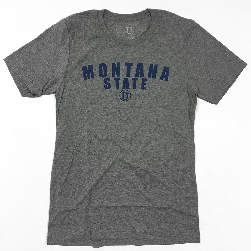 MONTANA STATE BOBCATS THE COLLEGE TEE