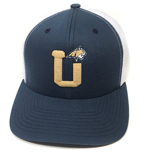 UPTOP / CATS HEAD RETRO TRUCKER HAT