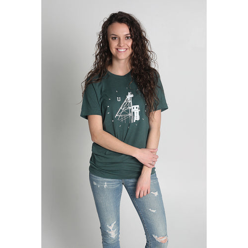 UPTOP IRISH CITY TEE