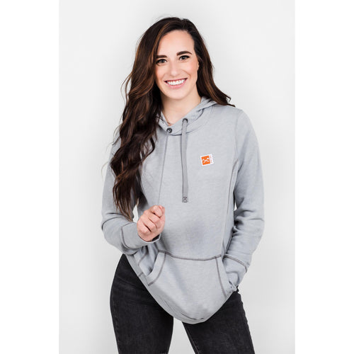 UPTOP / MONTANA TECH SIMPLE WOMEN'S TRIBLEND HOODIE