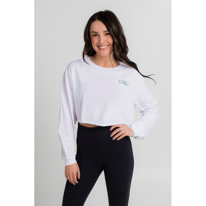 UPTOP DAY ONE CROPPED LONG SLEEVE