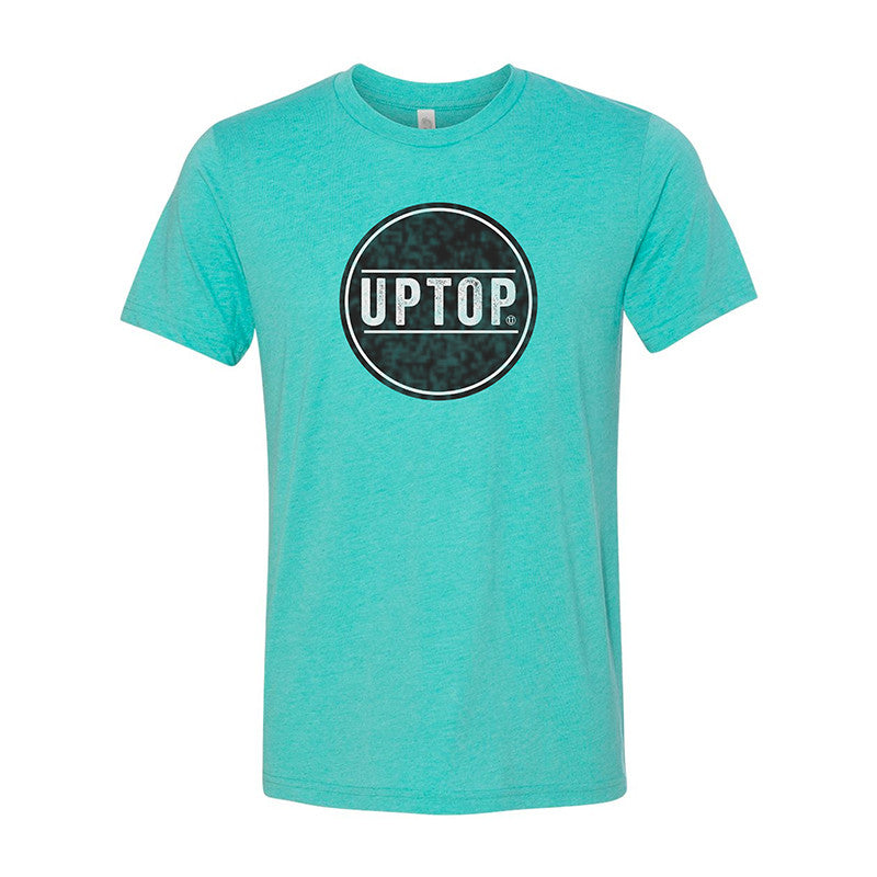 UPTOP LAYOVER TRIBLEND TEE