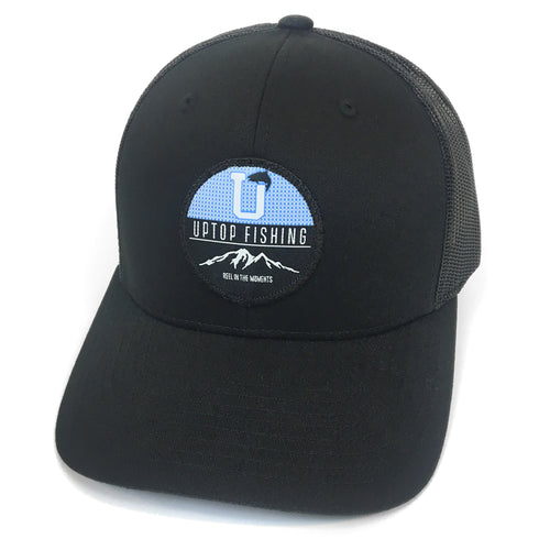 UPTOP FISHING 4.0 RETRO TRUCKER HAT
