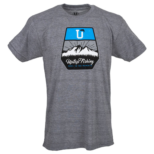 UPTOP FISHING 2.0 TRIBLEND TEE