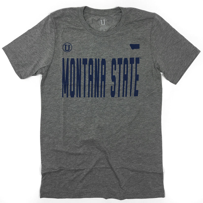 MONTANA STATE THE GREATEST UPTOP TEE