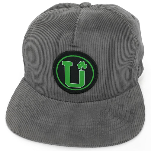 UPTOP IRISH TRADITION CORDUROY SNAPBACK HAT