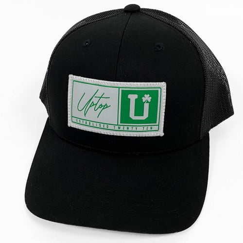 UPTOP IRISH RETRO TRUCKER HAT