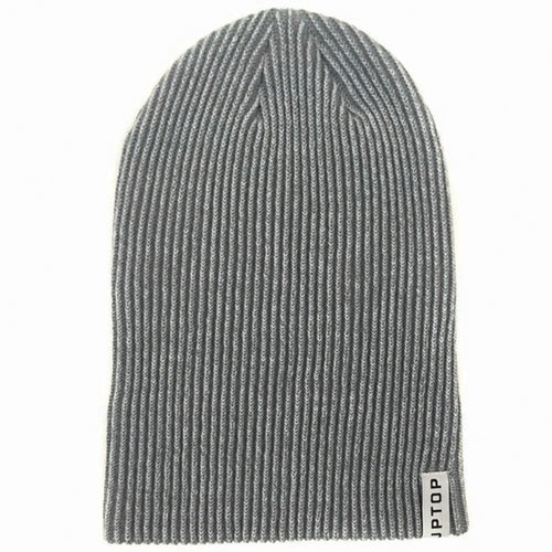 UPTOP YOUR WAY BEANIE - HEATHER GREY