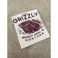 UPTOP // WASHINGTON GRIZZLY STADIUM TEE