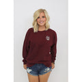 MONTANA GRIZZLIES GAMEDAY UPTOP JERSEY LONG SLEEVE
