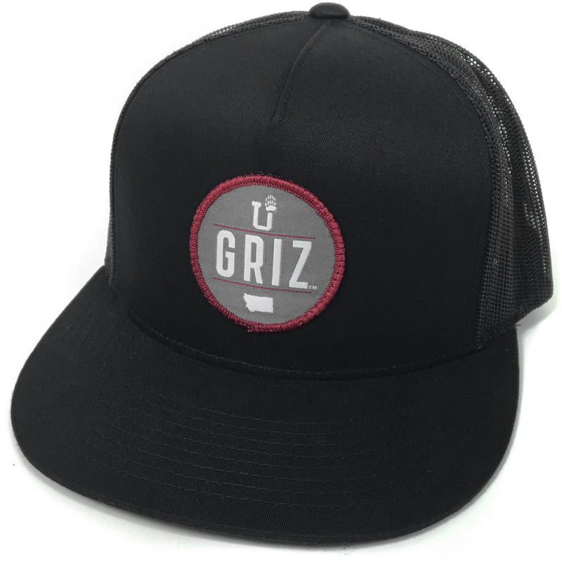 UPTOP GRIZ STADIUM TRUCKER HAT