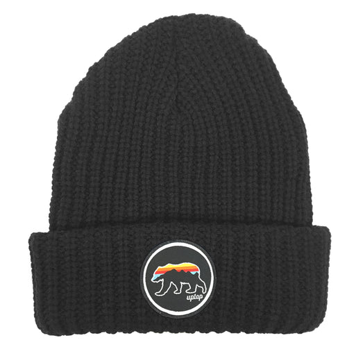 UPTOP GRIZZLY SUNSET CHUNKY BEANIE