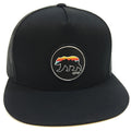 UPTOP GRIZZLY SUNSET TRUCKER HAT