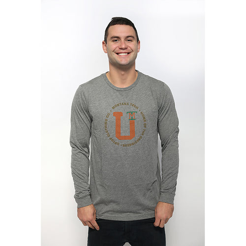 HOME OF THE OREDIGGERS UPTOP LONG SLEEVE