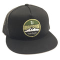 UPTOP HUNTING 2.0 TRUCKER HAT - BLACK