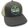 UPTOP HUNTING 2.0 RETRO TRUCKER HAT(PRE-CURVED)