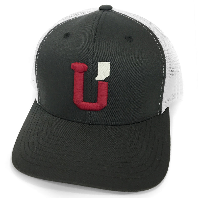 UPTOP U-INDIANA RETRO TRUCKER HAT