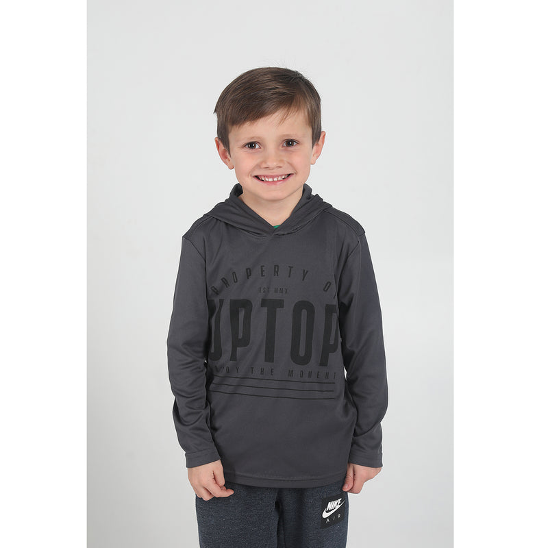 UPTOP YOUTH PROPERTY LONG SLEEVE TEE