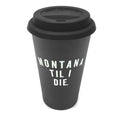 MONTANA TIL I DIE PINT GLASS