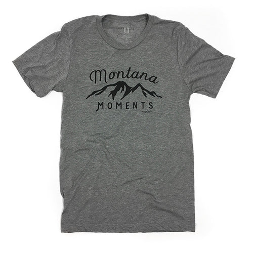 MONTANA MOMENTS TRIBLEND TEE