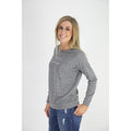MONTANA OVER EVERYTHING SLOUCHY PULLOVER