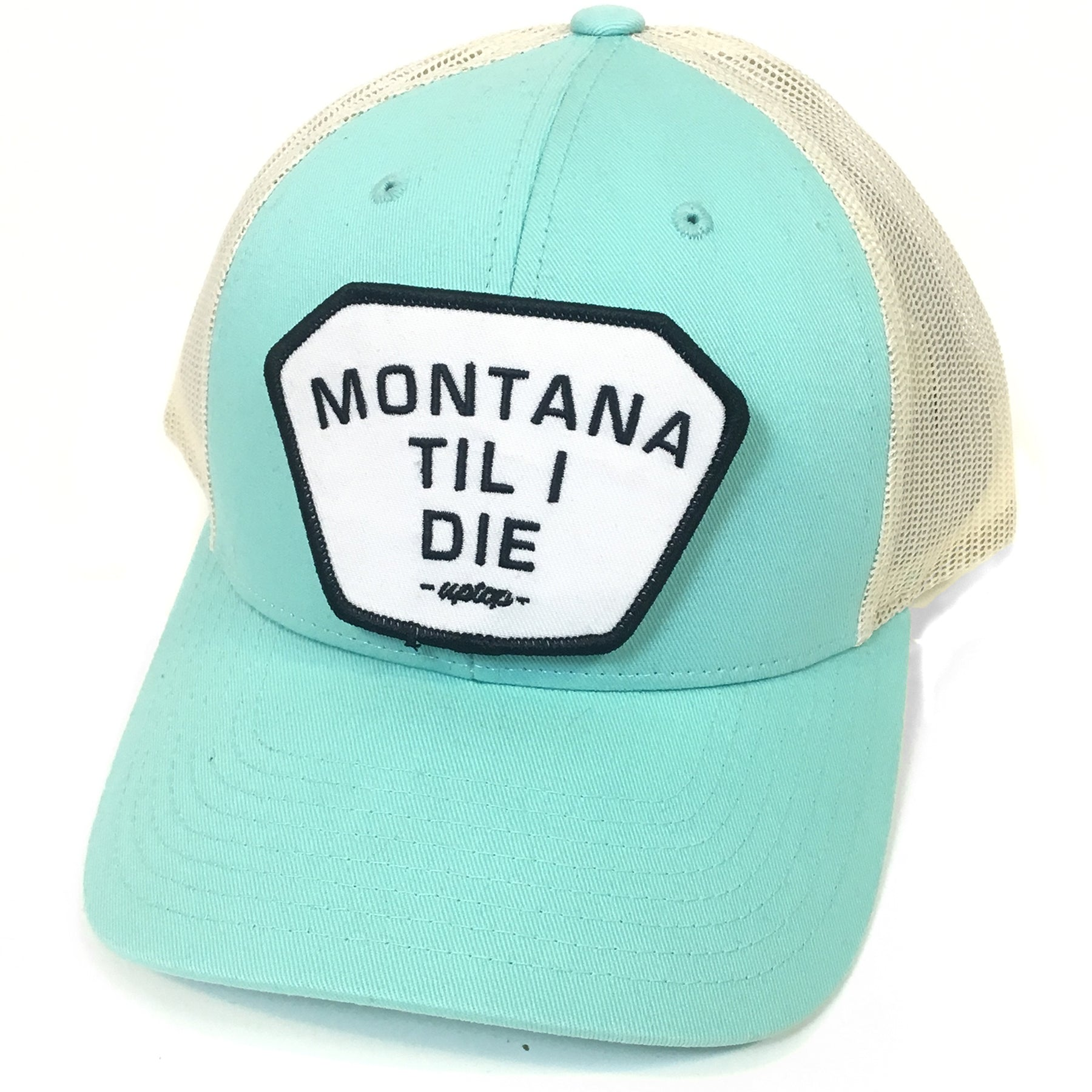 MONTANA TIL I DIE LOW PROFILE TRUCKER HAT