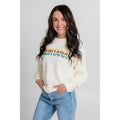 UPTOP MONTANA SUNSET SWEATSHIRT