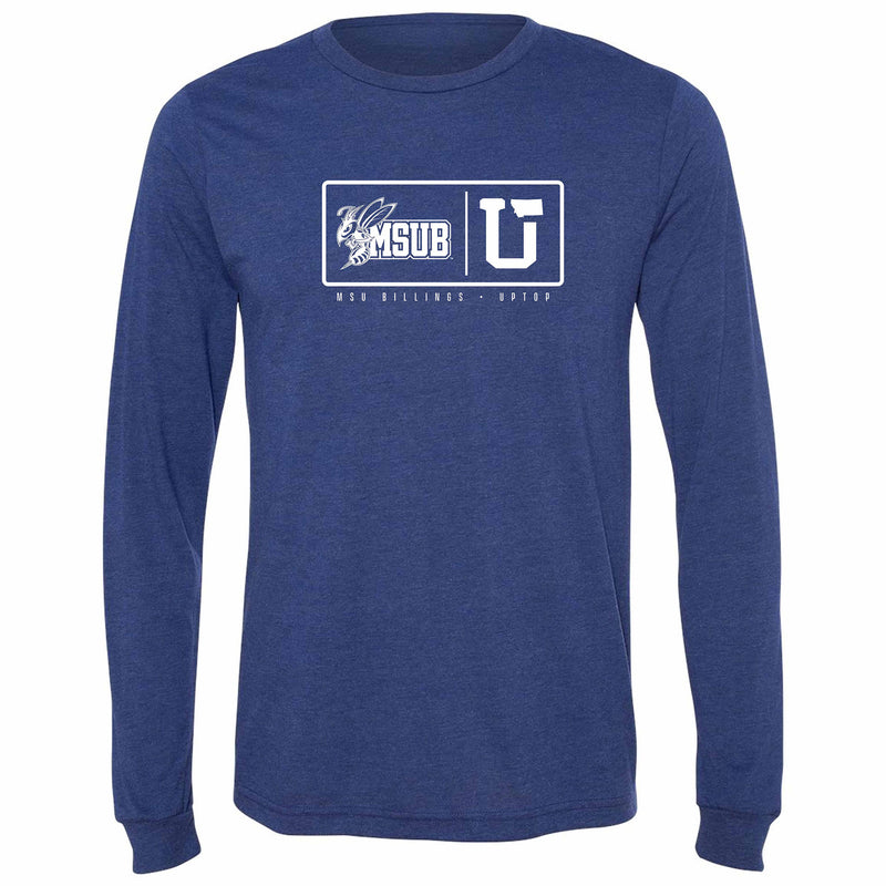 MSUB ENDZONE LONG SLEEVE TEE
