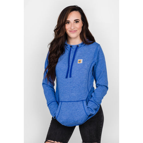 UPTOP / MSU SIMPLE WOMEN'S TRIBLEND HOODIE