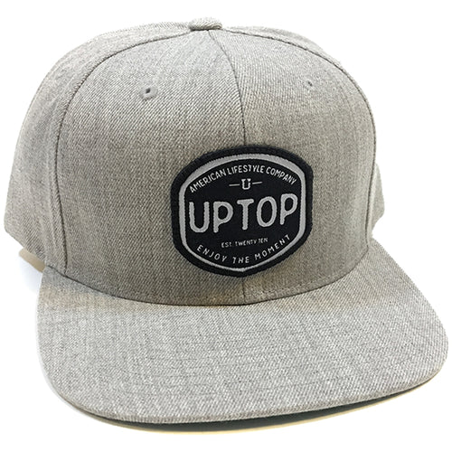 UPTOP NARROWS SNAPBACK HAT