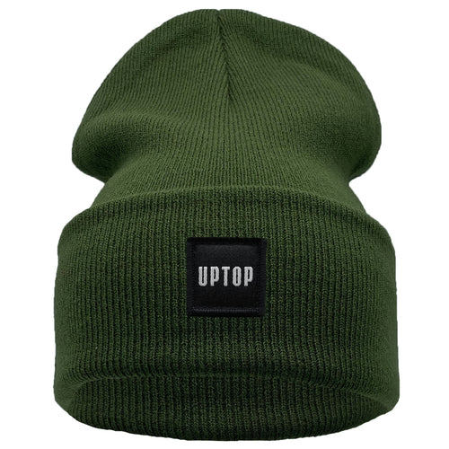 UPTOP MERROWED SIMPLE BEANIE