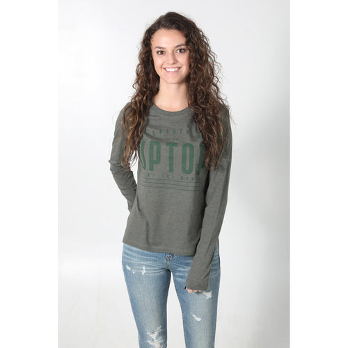 UPTOP PROPERTY HI-LOW LONG SLEEVE