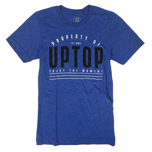 UPTOP PROPERTY OF TEE