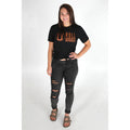 ROLL DIGGS WOMEN'S RELAXED TEE