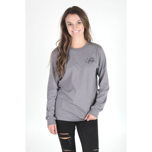 UPTOP UPTP SCRIPT LONG SLEEVE