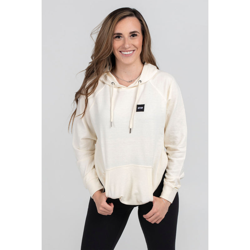 UPTOP SIMPLE LIGHT HOODIE