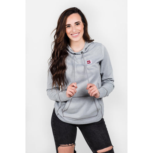 UPTOP / GRIZ SIMPLE WOMEN'S TRIBLEND HOODIE