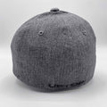 UPTOP SIMPLE MELANGE FLEXFIT HAT