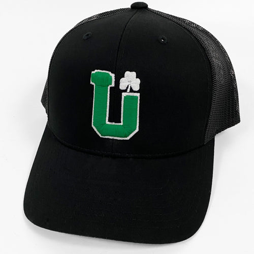 UPTOP IRISH SOLO RETRO TRUCKER HAT