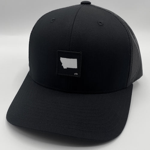 UPTOP / SIMPLE STATE OF MIND RETRO TRUCKER HAT