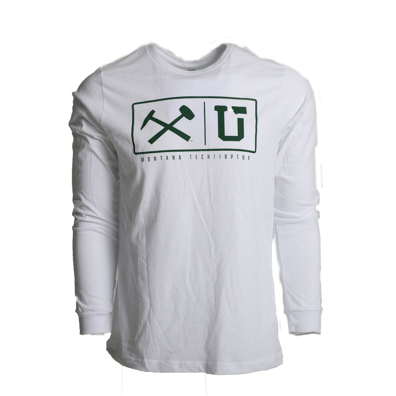 MONTANA TECH ENDZONE LONG SLEEVE TEE