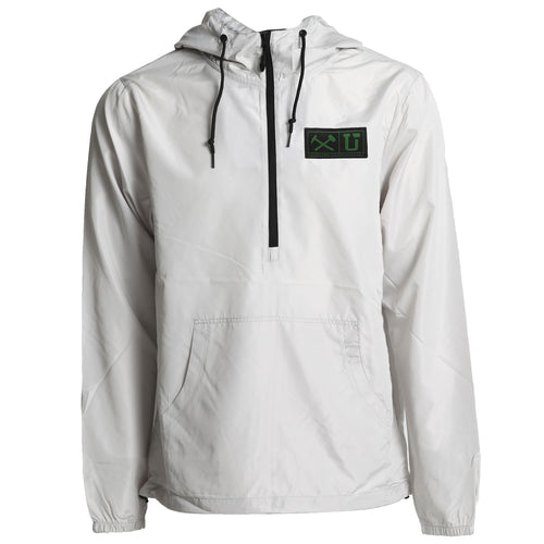 UPTOP / MT TECH ENDZONE PULLOVER WINDBREAKER JACKET
