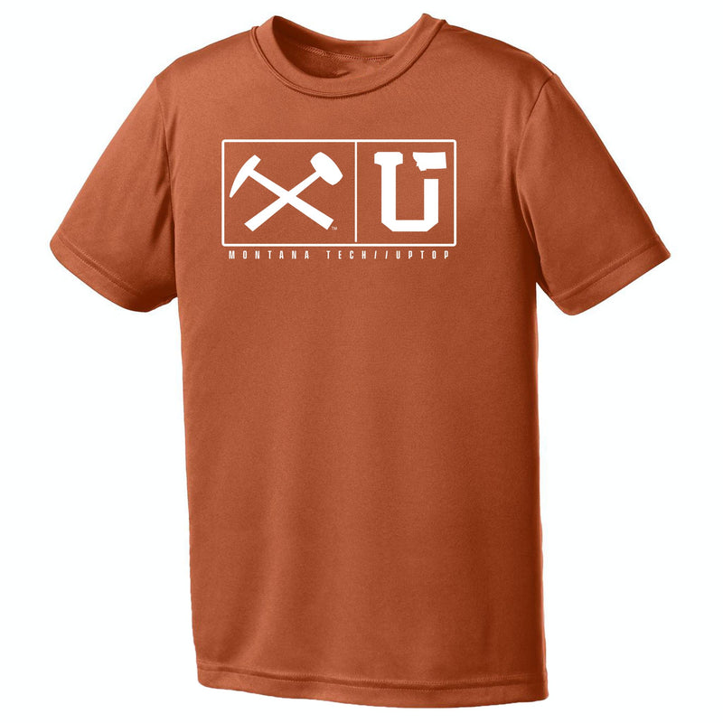 UPTOP / MT TECH YOUTH ENDZONE TEE