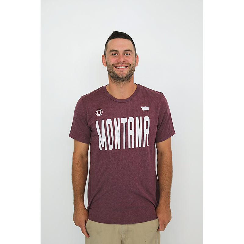 MONTANA GRIZ THE GREATEST UPTOP TEE