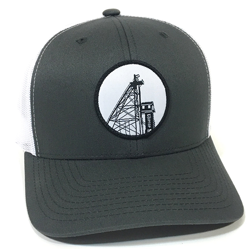 UPTOP CITY RETRO TRUCKER HAT