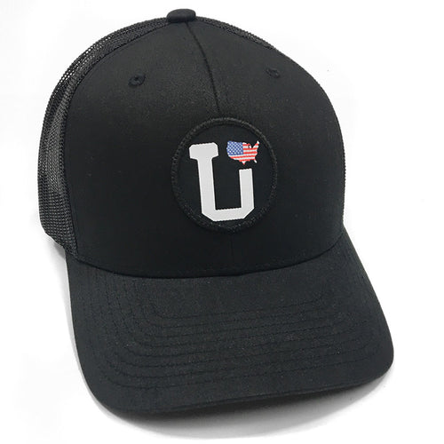 UPTOP UT-UNITED STATES FLAG FLEXFIT HAT