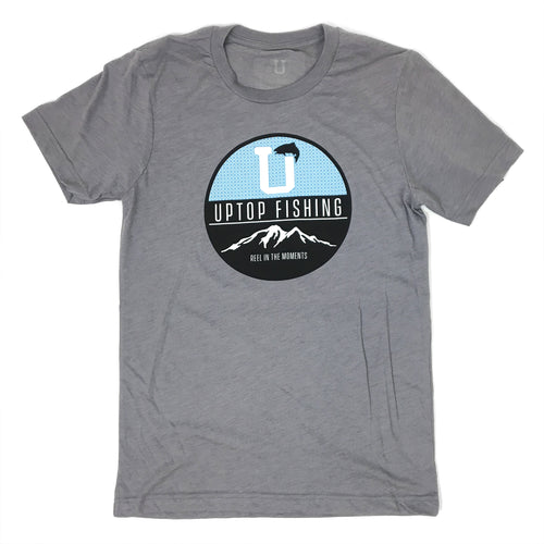 UPTOP FISHING 4.0 TRIBLEND TEE